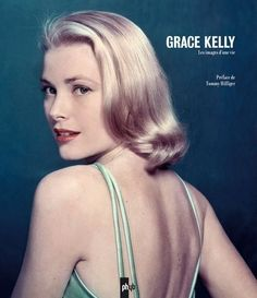 grace kelly - the quintessential icy blonde hitchcock girl