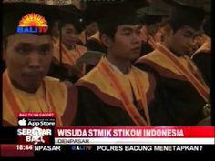 WISUDA STMIK STIKOM INDONESIA