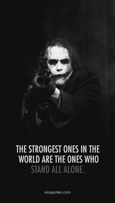 I don't need anyone else Joker words Dark Quotes, Me Quotes, Motivational Quotes, Inspirational Quotes, Style Quotes, Epic Quotes, Uplifting Quotes, Mindset Quotes, Attitude Quotes