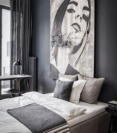 Gris, industrial, masculino y berlinés. Apartamentos de lujo para viajar con estilo · Grey, industrial