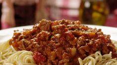 Meaty Spaghetti Sauce Allrecipes.com