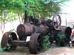 Mclaren Ploughing Engine