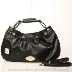 New Womens Mulberry East West Mitzy Leather Shoulder Bag Black Outlet Canada 7e5ffb1c590a5