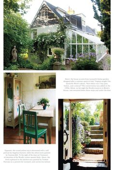World of Interiors / Virginia Woolfs country house