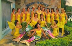 Weeki Wachi Springs Mermaids This Summer 2012 Celebrating Anniversary of the Mermaids! Big Celebrations going on: Florida State Parks:Weeki Wachi Springs! Vintage Florida, Old Florida, Florida Girl, South Florida, Weeki Wachee Florida, Weeki Wachee Mermaids, Bottomless Girls, Seminole Indians, Florida Oranges