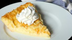 Once you make this, you'll realize why it's called impossible pie... It's like magic!