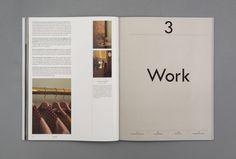 Kinfolk Magazine Redesign — Alex Hunting Studio