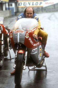 MikeHailwood - Ducati 900 NCR