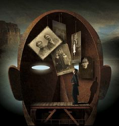 Illustration by Igor Morski, memory