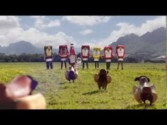 """HEINZ Ketchup Game Day 2016 Hot Dog Commercial   """"Wiener Stampede"""" - YouTube"""