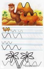 Pracovní listy s povídáním o rozvoji grafomotoriky. Bowser, Album, Kids, Fictional Characters, Africa, Young Children, Boys, Children, Fantasy Characters