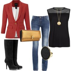 """""""Untitled #94"""" by ebudd on Polyvore"""