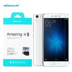 Xiaomi Mi5 Tempered Glass Nillkin Amazing H&H+Pro Screen Protector for Xiaomi Mi5 M5 Pro Prime Protective Film