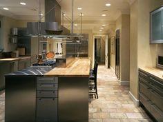 Eclectic Kitchens from Van Tullis on HGTV