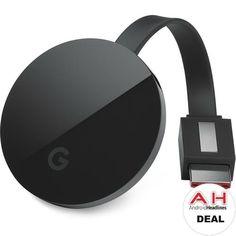 Deal: Google Chromecast Ultra for $55 – 12/15/17 #Android #Google #news