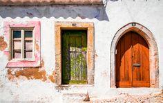 Pink Green Orange Tavira Algarve Portugal by Joe Daniel Price on 500px