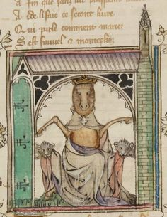 Anc. 6812  Date d'édition :  1301-1400  Français 146   Folio 11r