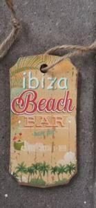 Ibiza mini bord tashanger Beach bar - 5252670007222 - Avantius