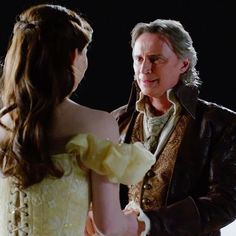 it's like he doesn't believe it at first, that he found his way back to belle. then she takes his hands and tells him exactly what he needs… Best Shows Ever, Once Upon A Time, Believe, Belle French, Game Of Thrones Characters, Rumpelstiltskin, Robert Carlyle, Instagram, His Hands