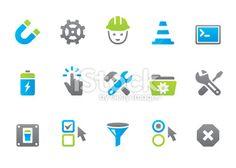 Tools iconset