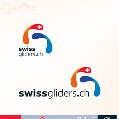 Create a fresh, fun logo which identifies itself with Switzerland and paragliding by WLTD7