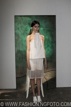 New Zealand Fashion Week INSIDER:  Jojo Ross. Photo credit: Michael Ng (NG FOTO)  #nzfw #jojoross #invertededge #fashion #nz