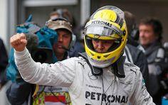 Massa fica fora de treino e largará em último em Mônaco; Nico Rosberg larga na pole position | Brasileiro bate forte no último treino livre e Ferrari não consegue consertar carro a tempo. Alemão da Mercedes parte na frente pela 3ª vez consecutiva neste ano. http://mmanchete.blogspot.com.br/2013/05/massa-fica-fora-de-treino-e-largara-em.html#.UaD-eUBQGSo
