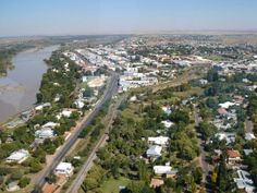 Upington - next to the orange River - Northern Cape - South Africa