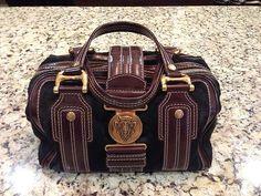 Gucci Medium Aviatrix Limited Edition Boston BAG With Pony 100 Authentic | eBay