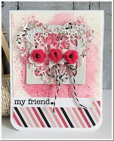 My friend by Daniela Dobson