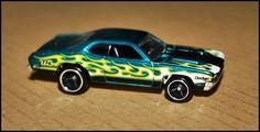 Hot Wheels 2013  Super Treasure Hunts '71 DODGE DEMON (LOOSE) -VERY RARE-