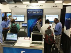 Last day of VMworld U.S. 2015. We've had a very successful event thus far. Come by booth #440 and see how eG Innovations can make you ready for any kind of IT performance issues.