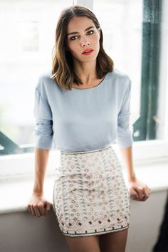 365 jours de looks 2015: Maripier Morin https://womenfashionparadise.com/
