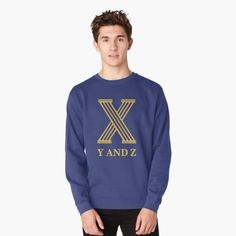 National Grammar Day, Alphabet, Pullover, Printed, Sweatshirts, Awesome, Unique, Color, Design