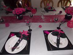 decoration anniversaire 40 ans femme. Black Bedroom Furniture Sets. Home Design Ideas