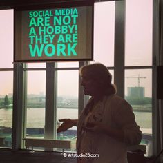 Jeanet Bathoorn - Social Media Are Not A Hobby, They Are Work!
