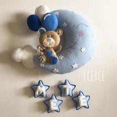 Mete'nin kapı süsü #keçe #felt #feltro #fieltro #kapisusu #keçekapısüsü #kecekapisusu #ecerce #tasarim #babyroom #babyroomdecor #elyapimi #handmade #hediye #baby #babyshower #bebekodasi #dogumhediyesi #hosgeldinbebek #bebekodasi #craft #feltcraft #nursery #nurserydecor #bear #feltbear