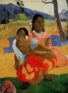 Ahí está, sobre estas líneas. Tal vez sea la obra de arte más cara de la historia. Lo revela The New York Times. Nafea Faa Ipoipo (¿Cuándo te casarás?), una bella pintura del periodo tahitiano de Paul Gauguin, ha sido vendida a un comprador anónimo catarí en una transacción privada...