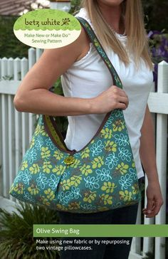 The Olive Swing Bag