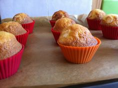 Paso 7-2 Muffin, Breakfast, Food, Olive Oil, Fairy Cakes, Morning Coffee, Essen, Muffins, Meals