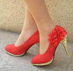 and Your first glance-Stiletto Heels  Stiletto Heels from stylishplus.com