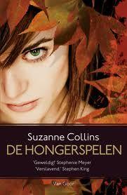 Kan niet stoppen... Suzanne Collins - De hongerspelen