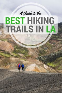 Los Angeles may be more known for its smog and traffic than it's outdoors adventures, but there's tons of great hiking nearby. If you're planning to travel to L.A., head out to the Los Angeles National Forest, the Santa Monica Mountains, or one of these other great hikes in Southern California.