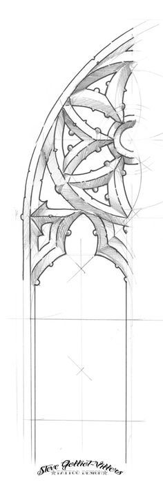 gothic architecture drawing - Google Search #gothicarchitecture