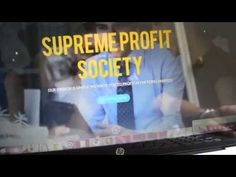 FOREX TRAINING | FOREX METHODS | FOREX INDICATORS | SUPREME PROFIT SOCIETY