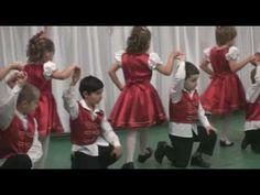 Ovisok tánca a jótékonysági bálon - YouTube