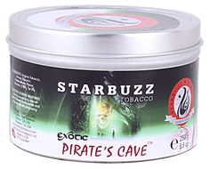 Pirate Cave Starbuzz - You can find all your smoking accessories right here on Santa Monica #Starbuzz #Teagardins #SmokeShop