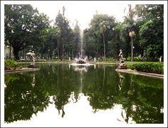 Jardim da Luz, São Paulo, Brasil