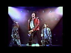Michael Jackson - Thriller - Live Wembley 1988 - HD - YouTube
