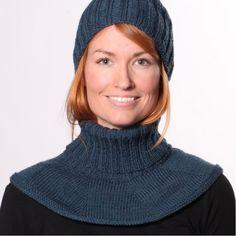 Sweater Knitting Patterns, Free Knitting, Cowl Patterns, Glacier, Winter Knit Hats, Knit Or Crochet, Chrochet, Neck Warmer, Clothing Patterns
